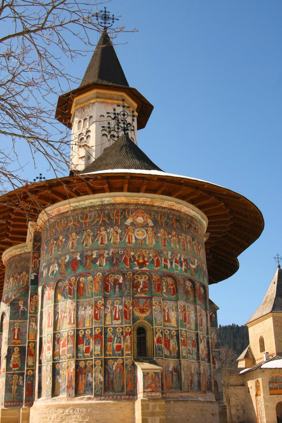Biserica Mănăstirii Suceviţa