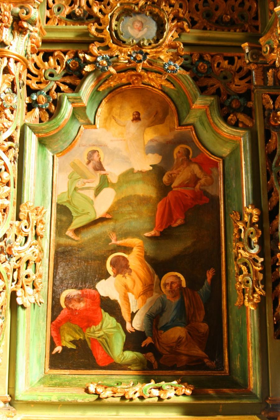 Pictură interioară